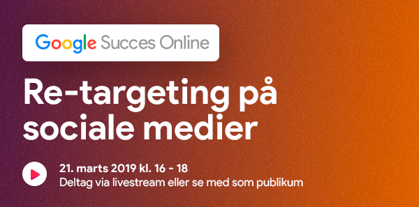 Re-targeting på sociale medier
