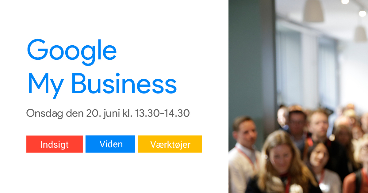 Festival: Google My Business